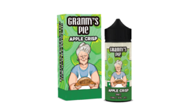 Жидкость Granny's Pie - Apple Crisp (120 мл)