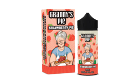 Жидкость Granny's Pie - Strawberry Pie (120 мл)