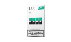 Картридж Juul Cool Mint 0,7мл (59 мг)