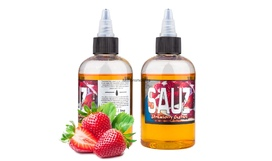 Жидкость Vape Sauz Strawberry Custard (120мл / 3 мг)