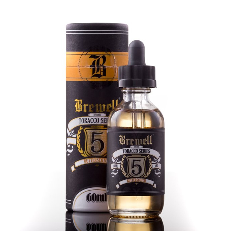 Жидкость Brewell Vapory - Butterscotch (60 мл)