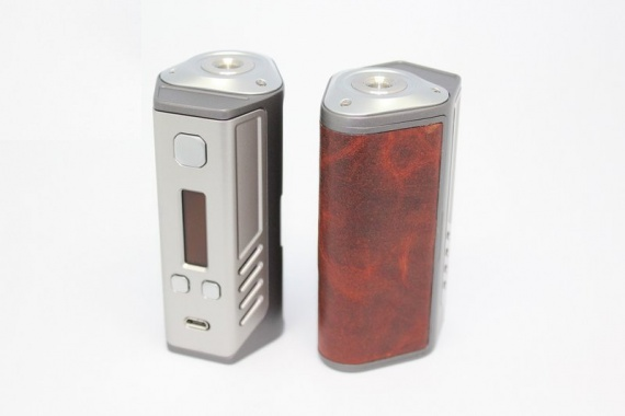 Боксмод  Lost Vape Triade DNA 250W TC (красный)