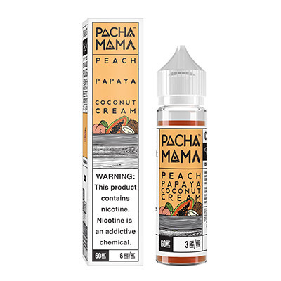 Жидкость PachaMama -Tropical Fruit Cream (60 мл)