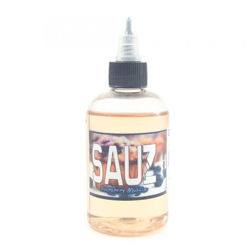 Жидкость Vape Sauz Blueberry Muffin (120мл / 3 мг)
