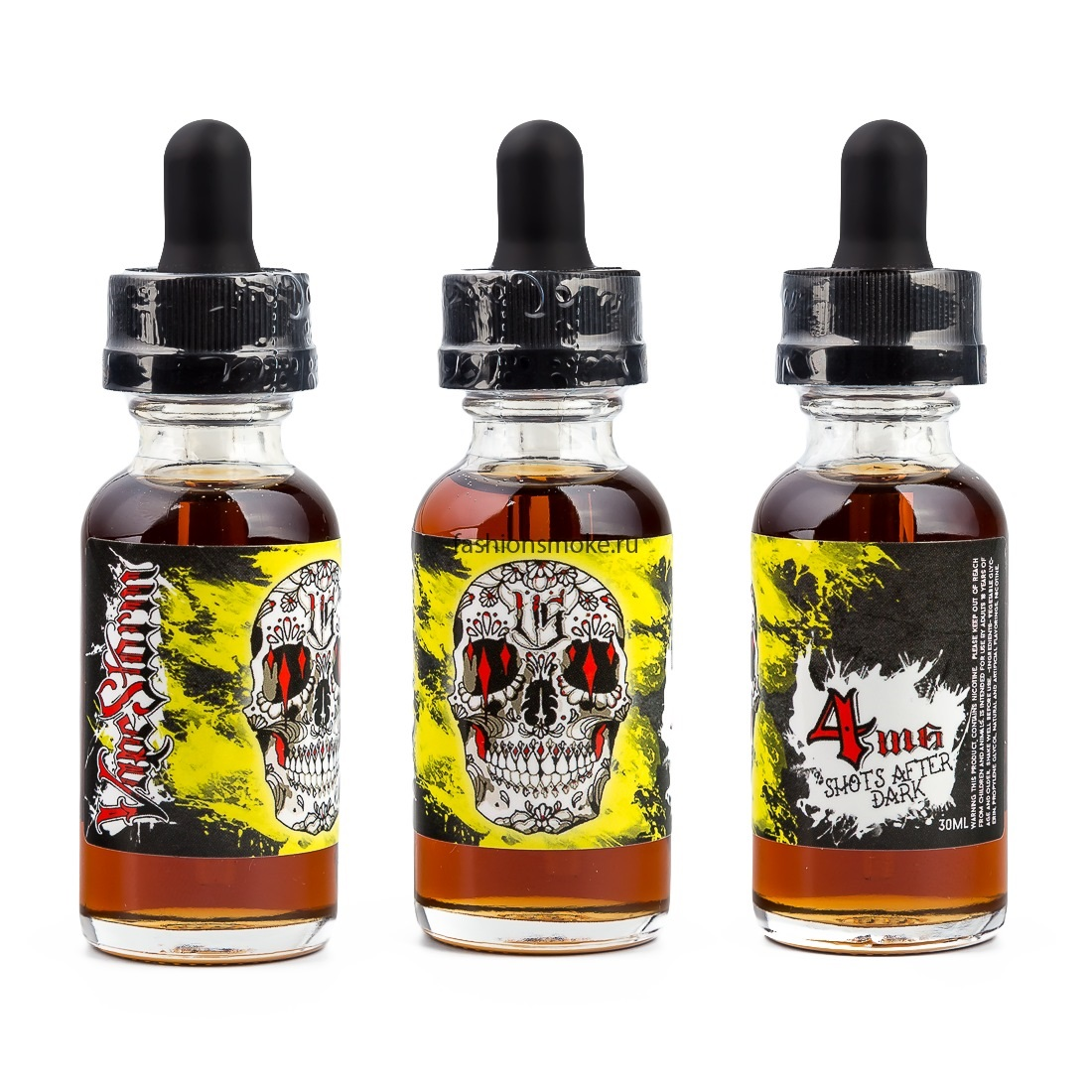Жидкость Vape Storm - SHOTS AFTER DARK (30 мл)